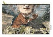 Sir Richard Owen (1804-1892) Carry-all Pouch