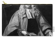 Sir William Blackstone (1723-1780) Carry-all Pouch