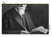 Sir William Crookes (1832-1919) Carry-all Pouch