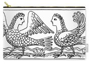 Sirens, Mythological Creature Carry-all Pouch