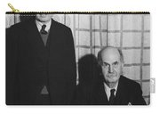 Sirs William And Lawrence Bragg Carry-all Pouch