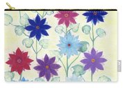 Sister Bloom Carry-all Pouch
