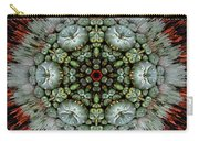 Sister Cactus Mandala Carry-all Pouch