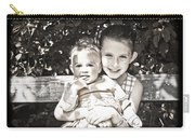 Sisters In Sepia Carry-all Pouch