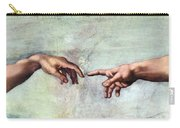 Sistine Chapel Carry-all Pouch by SPL and Photo Researchers