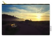 sit With Me And Watch The Sunset Carry-all Pouch