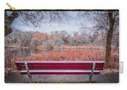 Sit With Me Carry-all Pouch