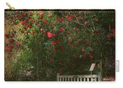 Sit With Me Here Carry-all Pouch by Laurie Search