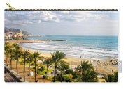 Sitges Spain On The Mediterranean Coast Carry-all Pouch