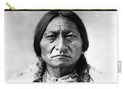 Sitting Bull Carry-all Pouch by Bill Cannon