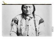 Sitting Bull Carry-all Pouch by War Is Hell Store