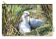 Sitting Ducks Carry-all Pouch