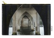 Siuslaw River Bridge Florence Oregon Carry-all Pouch