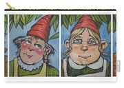 Six Gnomes Horizontal Carry-all Pouch