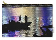Six On A Boat Carry-all Pouch