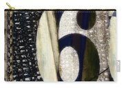 Six On The Line Carry-all Pouch by Carol Leigh