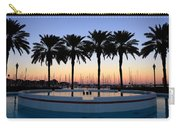 Six Palms Carry-all Pouch