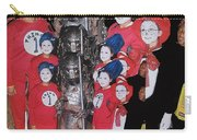 Six Things Halloween Party Collage Casa Grande Arizona 2005-2012 Carry-all Pouch