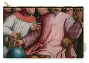 Six Tuscan Poets Carry-all Pouch by Giorgio Vasari