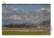 Skagit Snow Geese Liftoff Carry-all Pouch