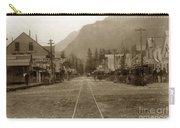 Skagway Alaska H. C. Bailey Photographer June 15 1898 Carry-all Pouch