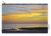 Skaket Beach Sunset 5 Carry-all Pouch