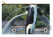 Skana Orca Vancouver Aquarium 1974 Carry-all Pouch