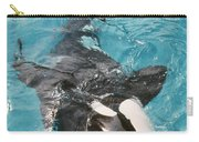 Skana Orca Vancouver Aquarium Pat Hathaway Photo1974 Carry-all Pouch