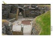 Skara Brae Dwelling Carry-all Pouch