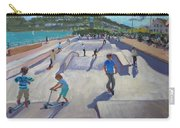 Skateboaders  Teignmouth Carry-all Pouch