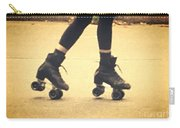 Skates In Motion Carry-all Pouch