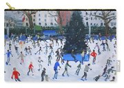 Skating  Natural History Museum Carry-all Pouch by Andrew Macara