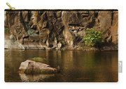 Skc 2964 The Rustic Rocks And Ripply Waters Carry-all Pouch