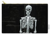 Skeleton New York City Carry-all Pouch