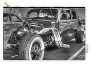Skeleton Of A Classic Car Carry-all Pouch
