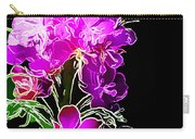 Sketchy Blooms Carry-all Pouch