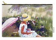 Sketching Vineyard Dunes Carry-all Pouch