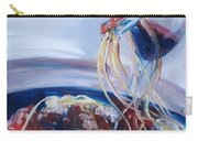 Sketti Carry-all Pouch by Donna Tuten