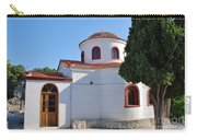 Skiathos Church Of St.nicholas Carry-all Pouch