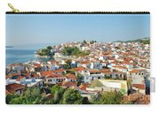 Skiathos Harbour In Greece Carry-all Pouch