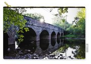 Skippack Creek Bridge - Germantown Pike Carry-all Pouch