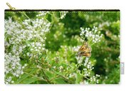 Skipper Drawing Nectar Carry-all Pouch