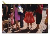 Skirts And Pooches On Capitol Hill Carry-all Pouch
