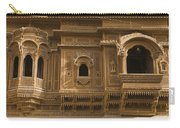 Skn 1310 Elegant Architecture  Carry-all Pouch