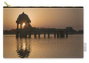 Skn 1379 The Sunrise Flare II Carry-all Pouch