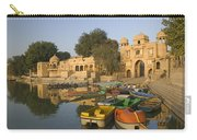 Skn 1392 A Tourist Site Carry-all Pouch