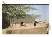 Skn 1401 Rural Background Carry-all Pouch
