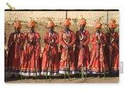 Skn 1508 Folk Dancers Carry-all Pouch
