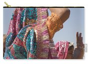 Skn 1544 Dressed To Dance Carry-all Pouch