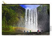 Skogarfoss Carry-all Pouch